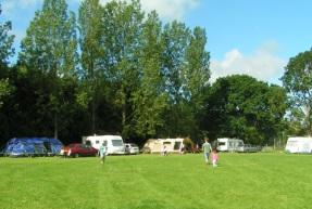 Camping Dorset