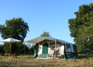 camping Le Petit Moulin