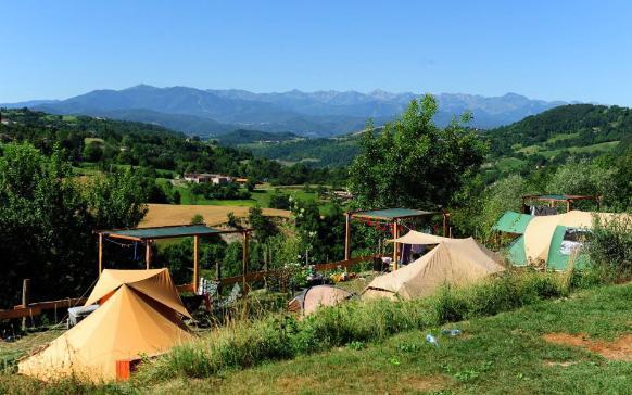natuurcampings in itali kamperen in o a toscane campings europa 3. Black Bedroom Furniture Sets. Home Design Ideas