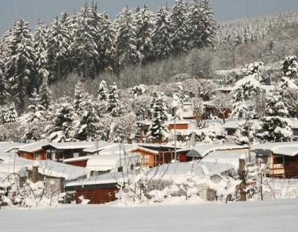 Wintercamping Duitsland