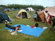 Camping Onderweg, Overnachtingscampings