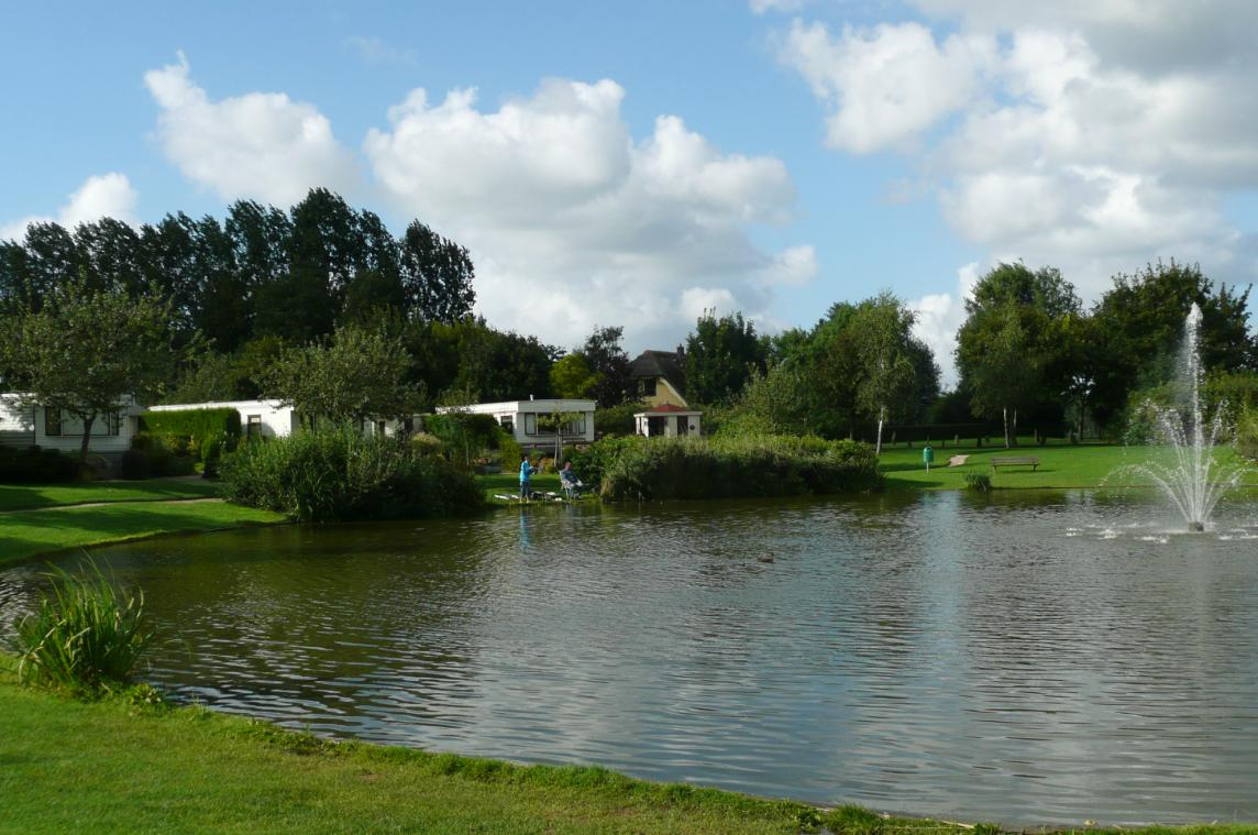 camping noord holland
