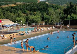 Camping Rivages, Millau