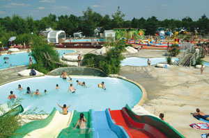 Camping Rive, Biscarrosse