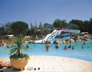Camping Ruisseau des Pyrenees