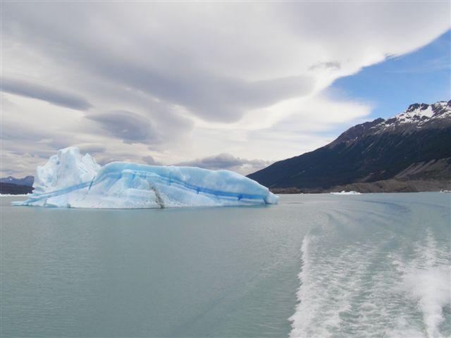 Boottocht Patagonie