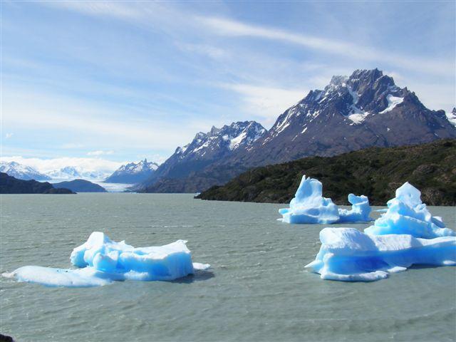 Grey gletsjer - Chile
