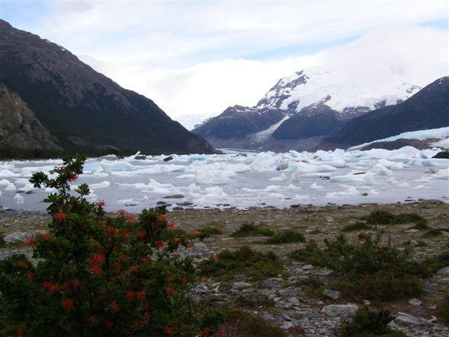 Patagonie Onelli meer