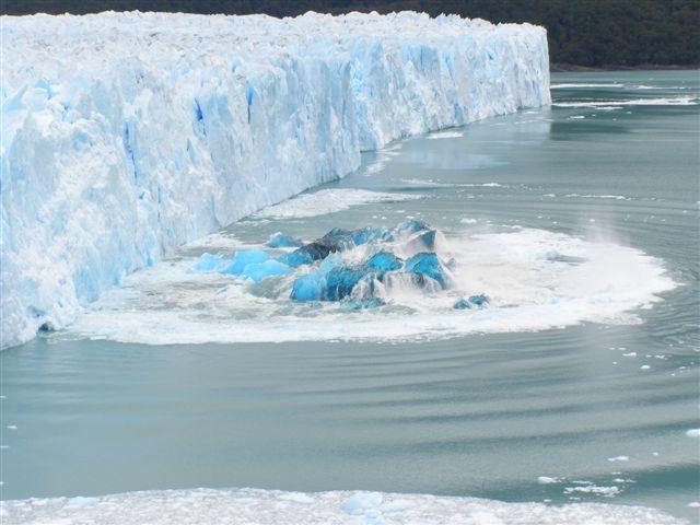 Perito Moreno gletsjer - Argentinie