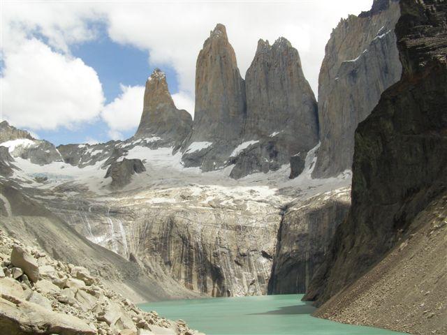 Chili - Torres del Paine park