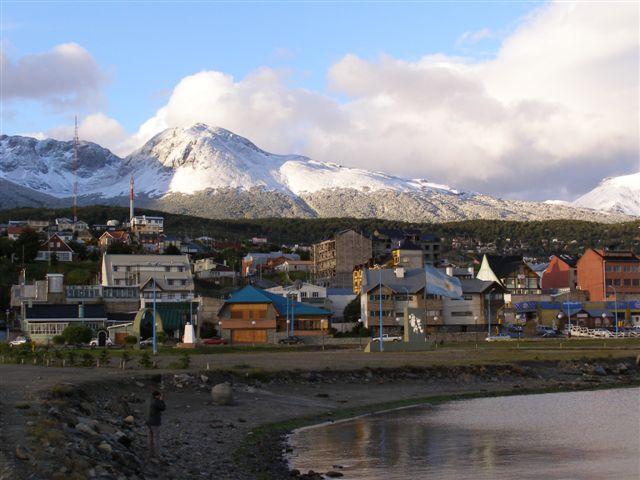 Ushuaia, Tierra del Fuego - Argentinie