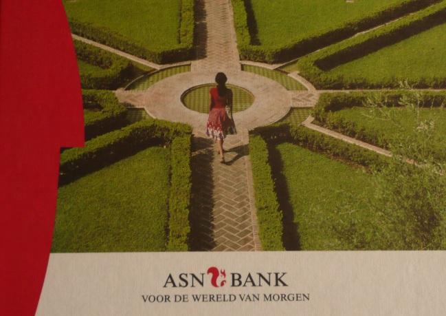 ASN Bank afschriftmap