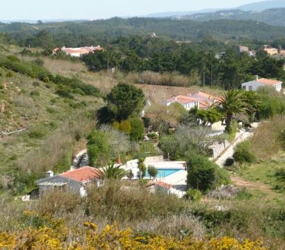 Accommodatie Silver Coas, Portugal