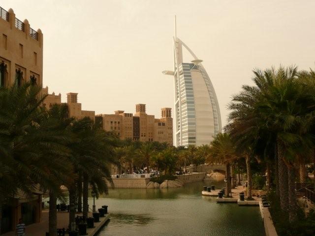 Burj-Al-Arab, Madinat Jumeirah