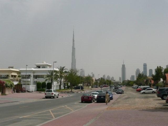 Burj Khalifa zelfmoord