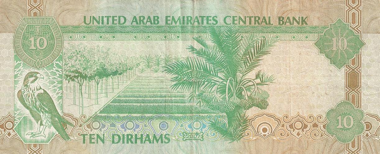 valuta dubai dirham