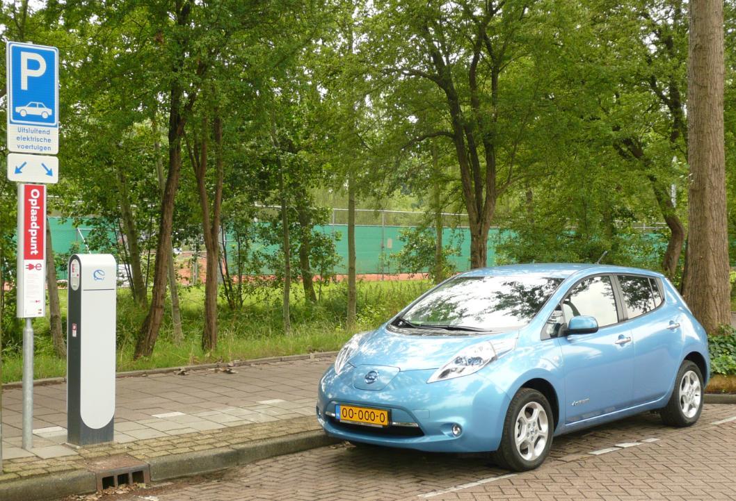 electrische auto Amsterdam