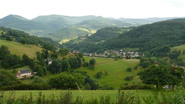 Vosges near Freland