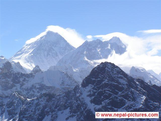 record beklimming Mount Everest
