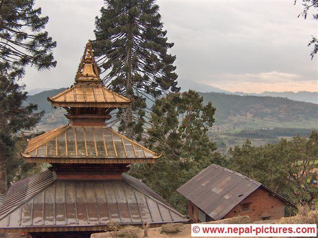 Bajra yogini temple Sankhu