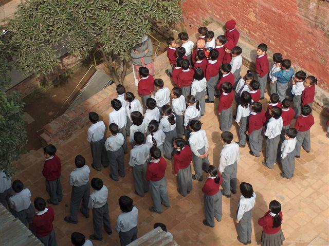 zingende kinderen