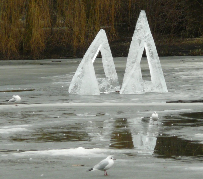 Ice Art, Amsterdam