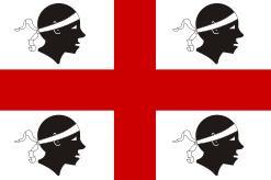sardinie vlag