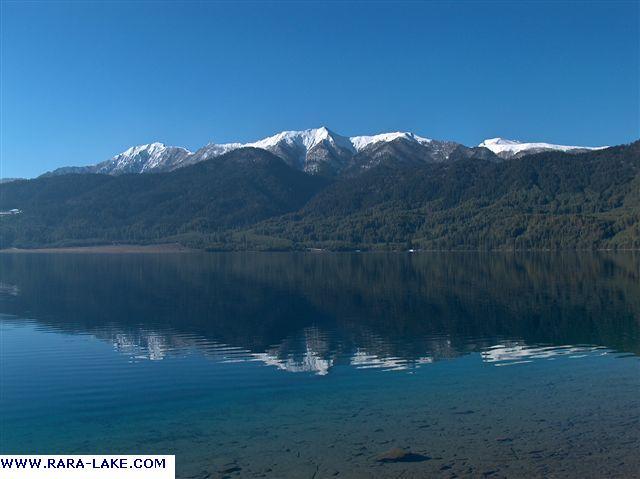 Rara Lake As A Mirror Simply Beautiful