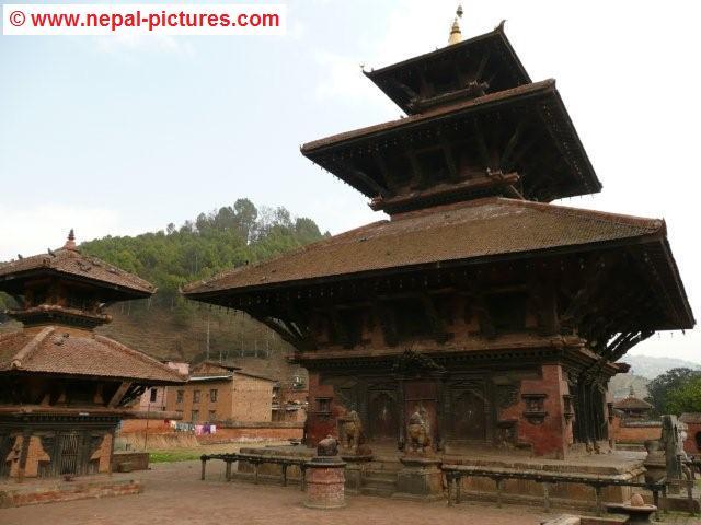 Indreshwar Mahadev Temple Panauti