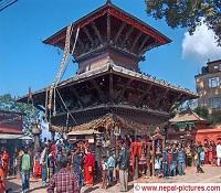 Manakanmana temple Nepal