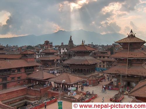 Patan Durbar Square Kathmandu Valley