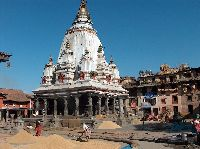 Rato Machhendranath temple, Bungamati, Kathmandu Valley