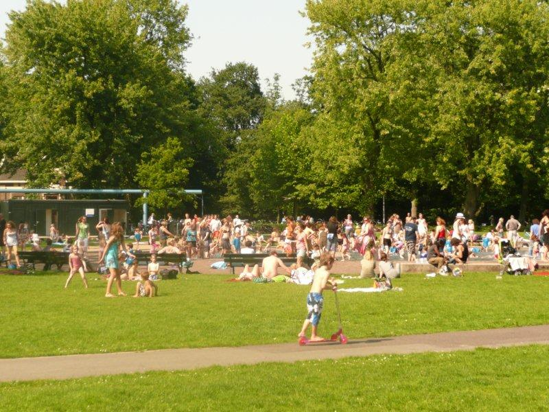 Pierebadje Vondelpark