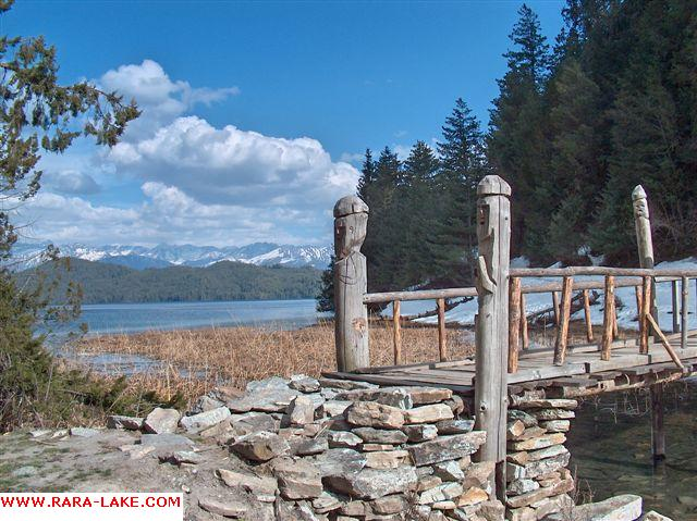 Bridge Rara Lake