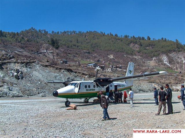 Talcha airstrip