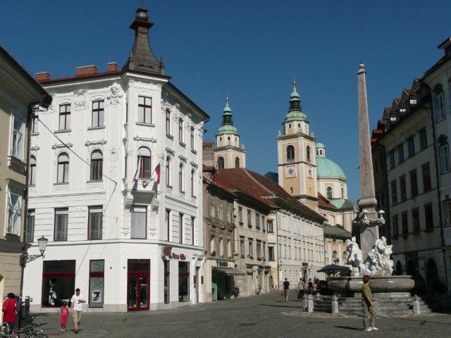 Slovenie, reizen/vakantie, Bled, Piran, kust: www.happy-nomads.nl/slovenie.html