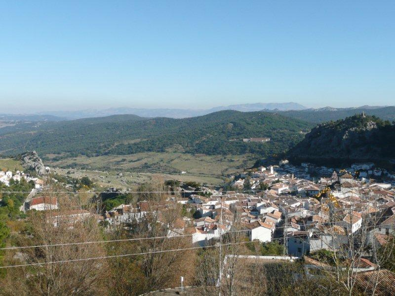Grazalema hiking