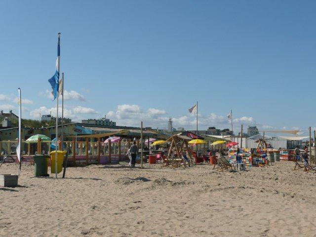strandhuis buitengewoon Noordwijk