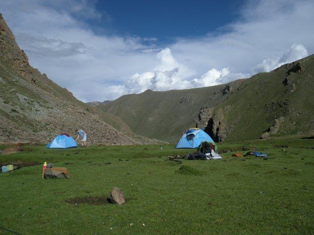 tsurphu to yangpachen trek, Tibet