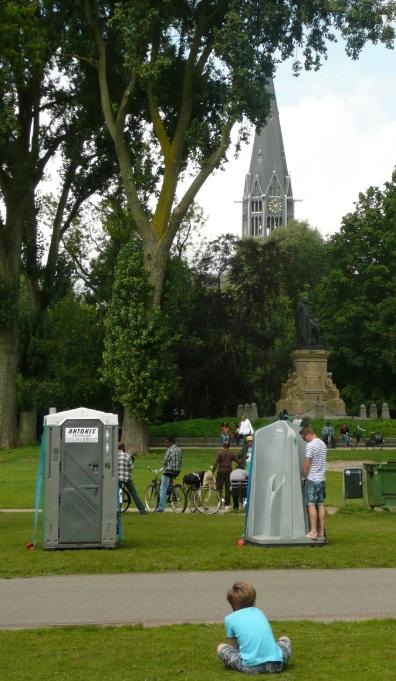 Toiletten Vondelpark